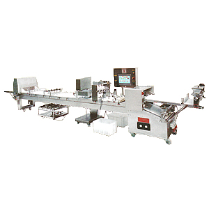 Auto Bread And Confectionary Production Line