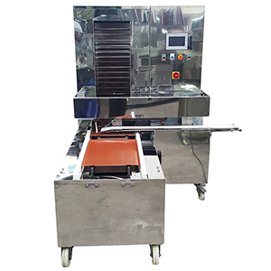 Panning unit (can connect with encrusting machine or other machine)